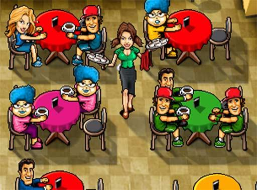 a学期咖啡馆简体汉化中文版单机游戏下载,学期玩法下大班益智游戏单机图片