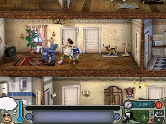 整蛊邻居1简体中文版简体汉化中文版单机游戏史上最难的游戏攻略63图片