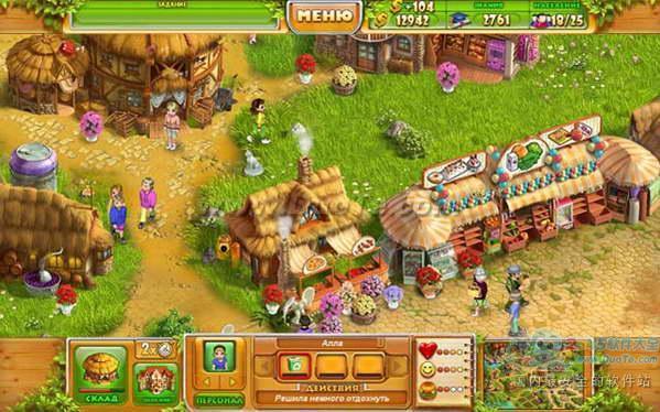 农场部落2简体汉化中文版单机游戏下载