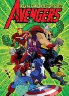 超级英雄联盟复仇者第1季