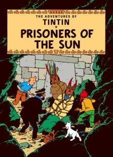 丁丁剧场版 太阳的囚徒