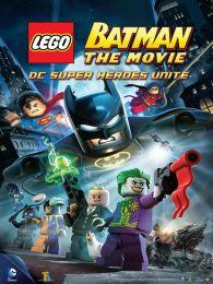 乐高蝙蝠侠电影:DC英雄集结