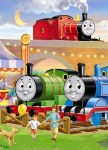 托马斯和他的朋友们 第2季 英文版