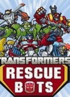 变形金刚:救援机器人国语版