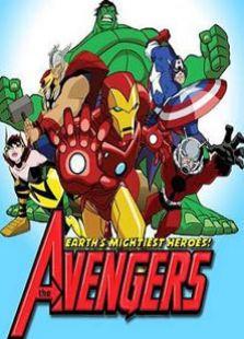 超级英雄联盟复仇者第二季国语版