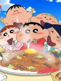 蜡笔小新2013剧场版 超级美味!B级美食大逃亡!!