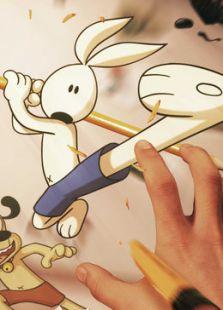 功夫兔与菜包狗短片