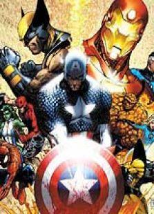 超级英雄联盟复仇者合集版