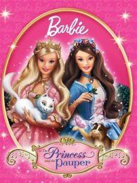 芭比之真假公主 英文版