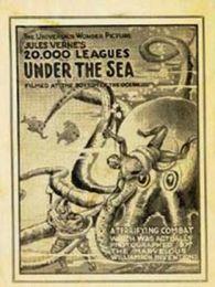 海底两万里 1916版