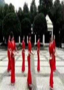 广场印度舞