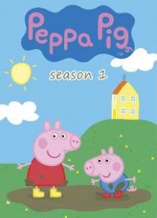 粉红猪小妹英语版第一季