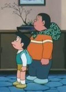 哆啦A梦 剧场版 大雄的日本诞生