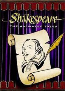 莎士比亚名剧动画背景图