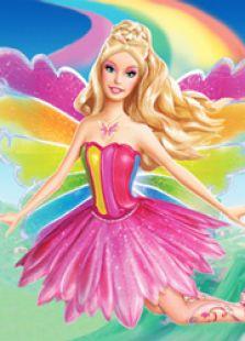 芭比彩虹仙子之魔法彩虹