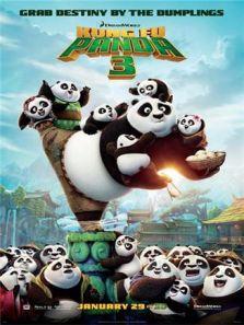 功夫熊猫3 普通话版(动画片)