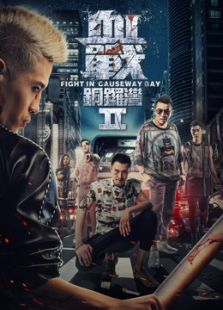 血战铜锣湾2粤语版