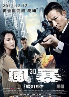 风暴(2013)标题