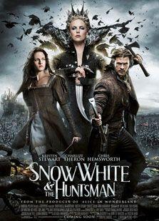 白雪公主与猎人标题