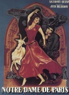 巴黎圣母院标题