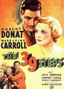 三十九级台阶背景图