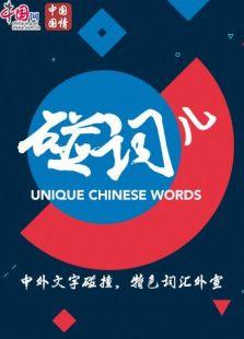 《碰词儿》中国国情出品
