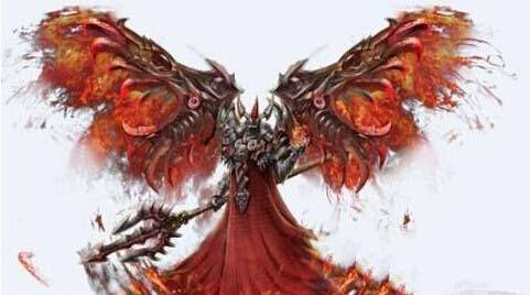 传奇霸业,铁血魔王