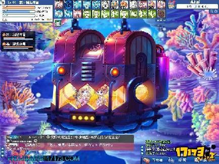 彩虹岛 图片