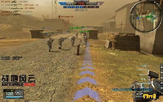 战地风云下载_玩家热议当CS玩家和BF2玩家在战地OL中相遇