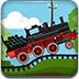 蒸汽火车运转