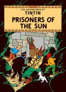 丁丁歷險記之太陽神的囚徒