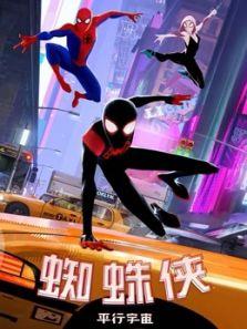蜘蛛侠平行宇宙普通话