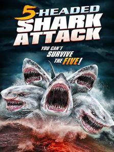 奪命五頭鯊完整版