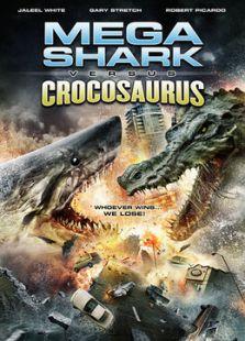 巨鯊大戰食人鱷完整版