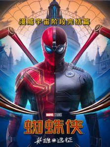 蜘蛛侠英雄远征普通话