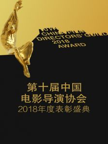 第十屆中國電影導演協會2018年度表彰盛典