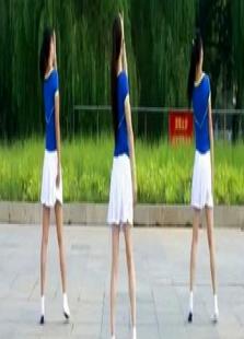 减肥广场舞